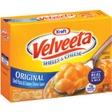 Kraft Deluxe Macaroni & Cheese (11.6-14 oz.) or Velveeta Shells & Cheese (9.4-12 oz.)