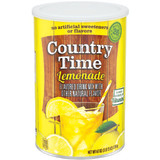 Tang Orange, Kool-Aid Tropical Punch or Country Time Lemonade Drink Mix