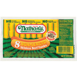 Nathan's Beef Franks