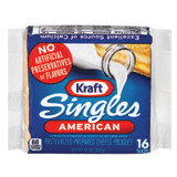 Kraft American Singles or Cabot Butter