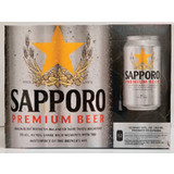 Sapporo Beer 12 Pk.