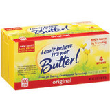 Land O Lakes Butter or I Can't Believe It's Not Butter Spread