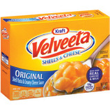 Kraft Deluxe Macaroni & Cheese (11.9-14 oz.) or Velveeta Shells & Cheese (10.1-12 oz.) assorted
