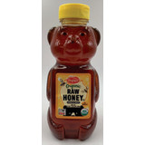 Bogopa Organic Raw Honey Bear