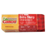 Cabot Shredded or Chunk Cheese