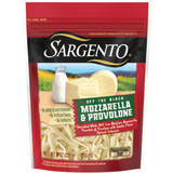 Sargento Shredded or Slice Cheese or Parkay Spread