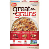 Post Great-Grains (13.5-16 oz.) or Grape-Nuts Flakes (18 oz.) Cereal