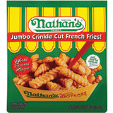 Nathan's, Arby's, Red Robin or Checkers' French Fries